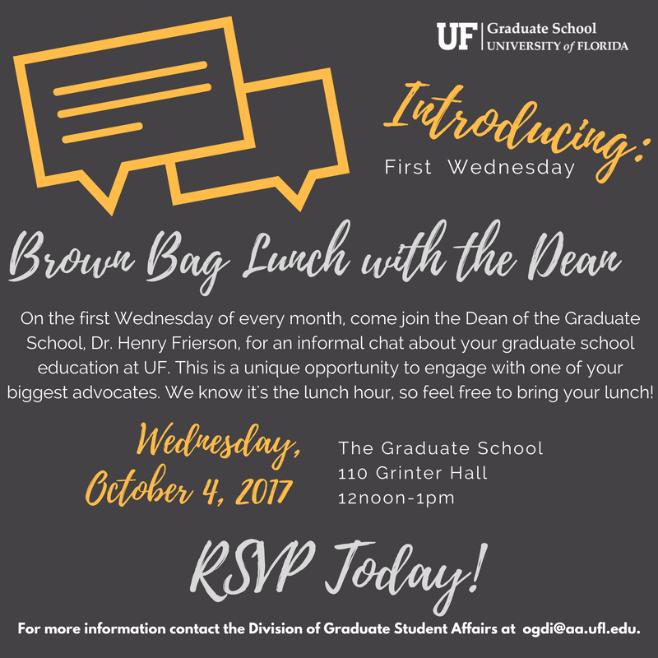 Brown Bag Lunch Meeting Invitation Cepar